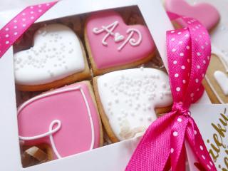 Szczęśliwe pudełko - różowe